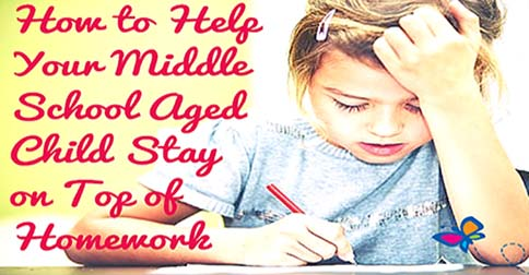 Homework help for middle