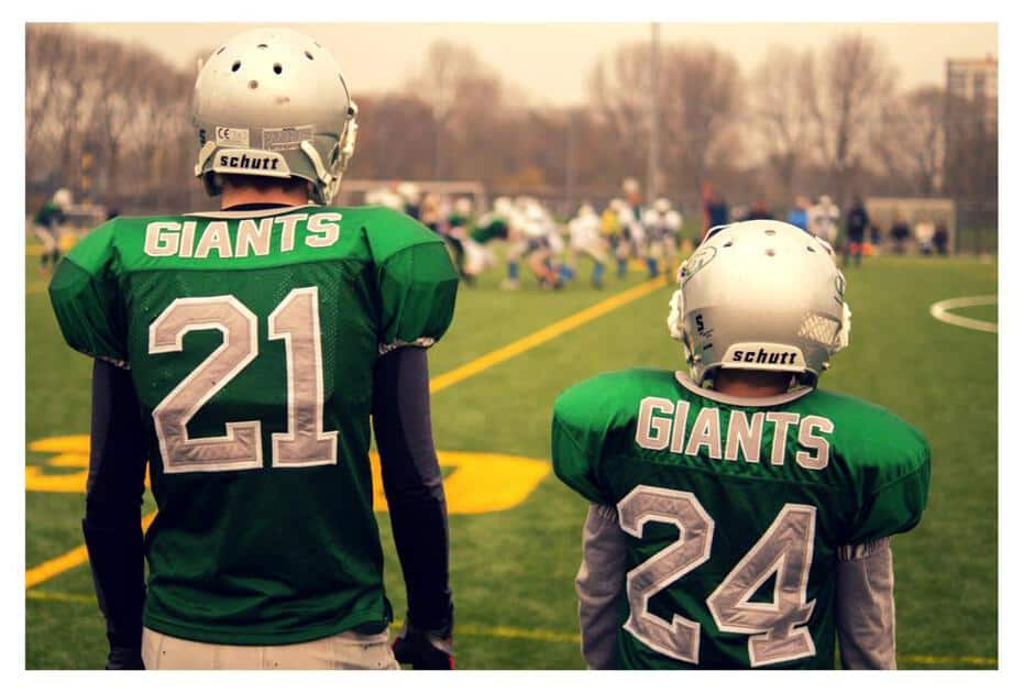 football giants cdi
