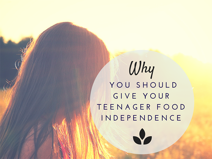 why you should give your teenager food (2)