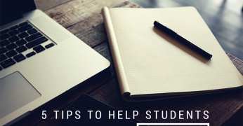 5 Tips to Help Students Write Better Papers