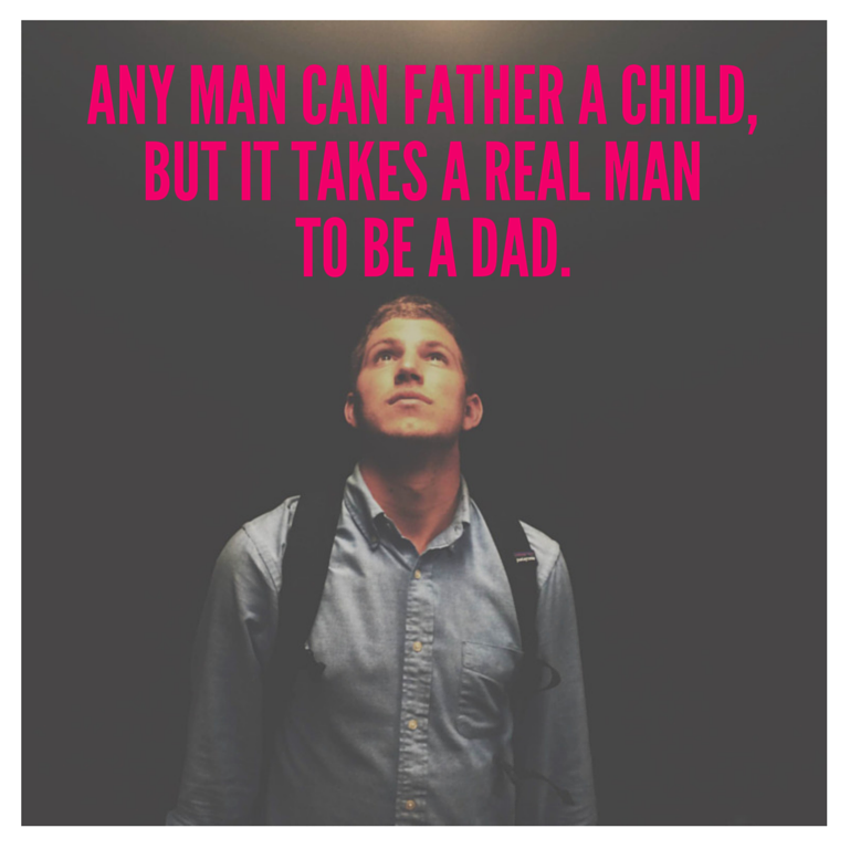 Any Man Can Father a Child