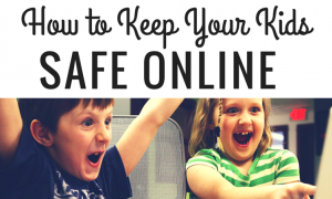 How to Keep Your Kids Safe Online 484x252