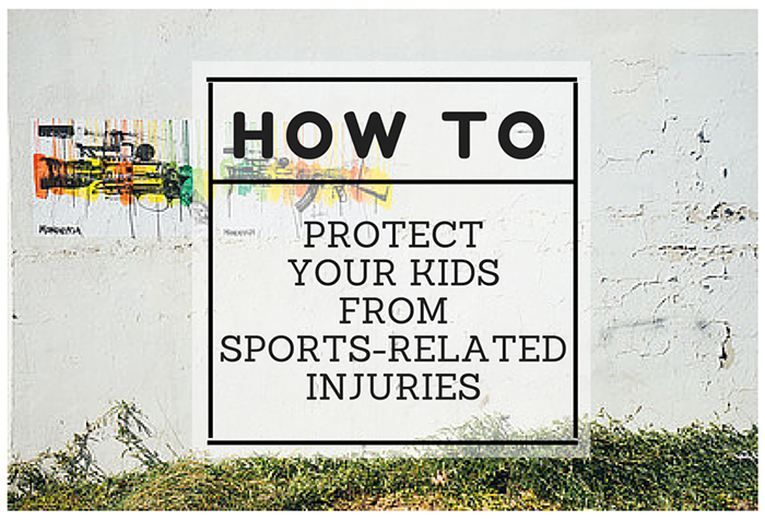 How to Protect Your Kids from Sports-Related Injuries