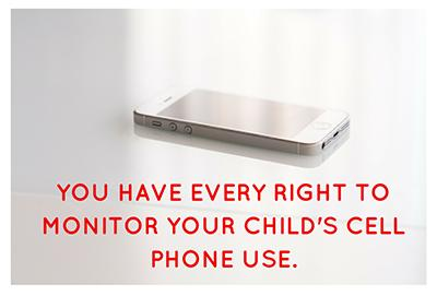 Monitor Cell Phone Use
