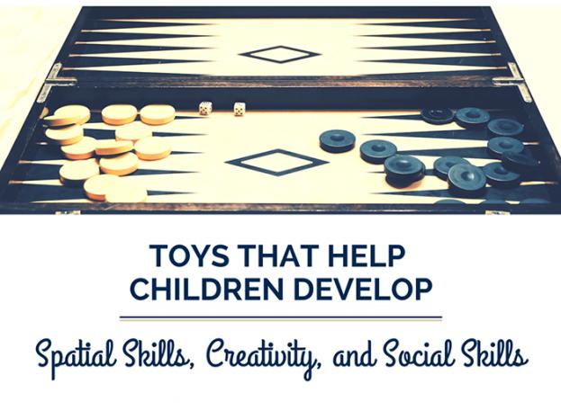 Spatial Skills, Creativity, and Social