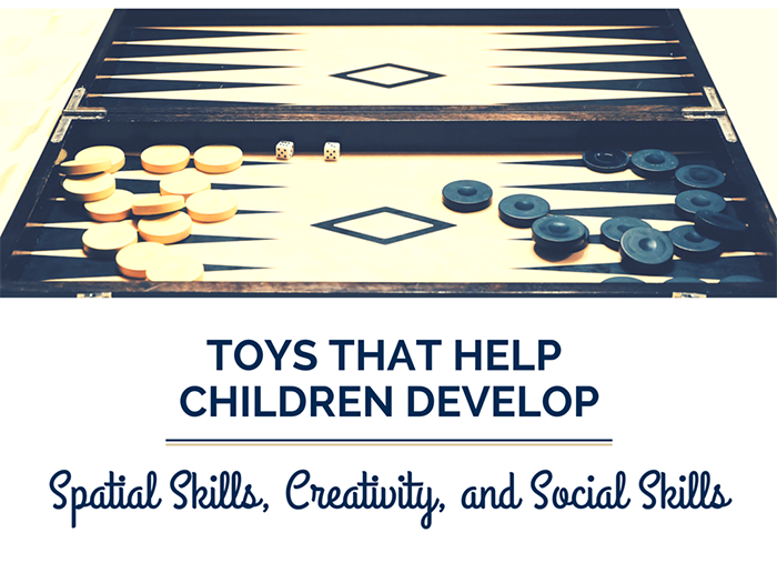 Spatial Skills, Creativity, and Social