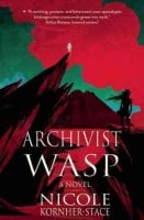 Archivist Wasp Book Cover