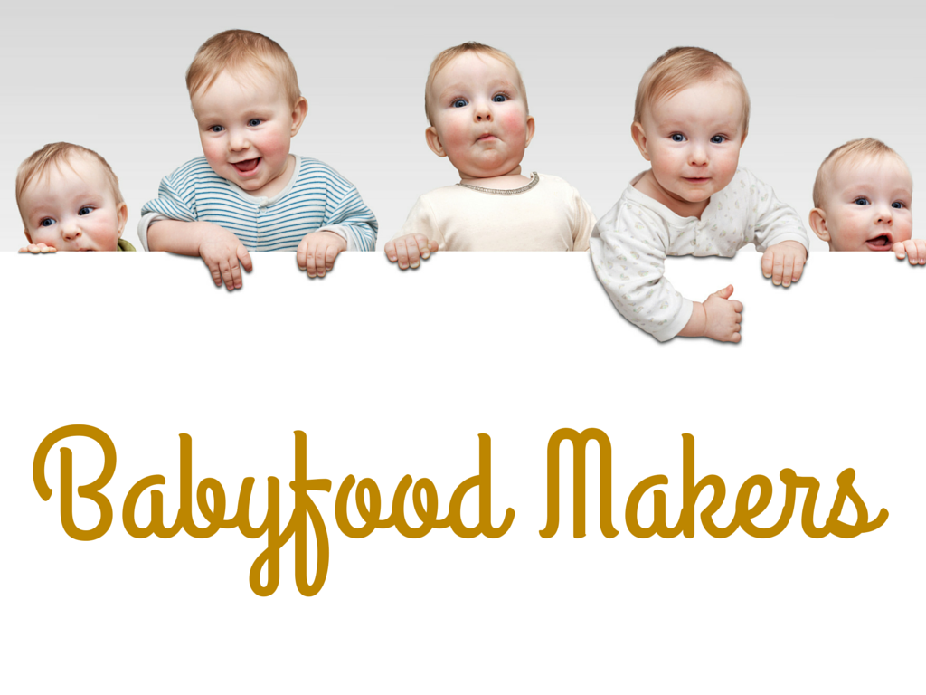 Babyfood Makers