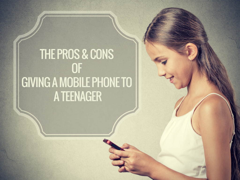 The Pros and Cons of Giving a Mobile