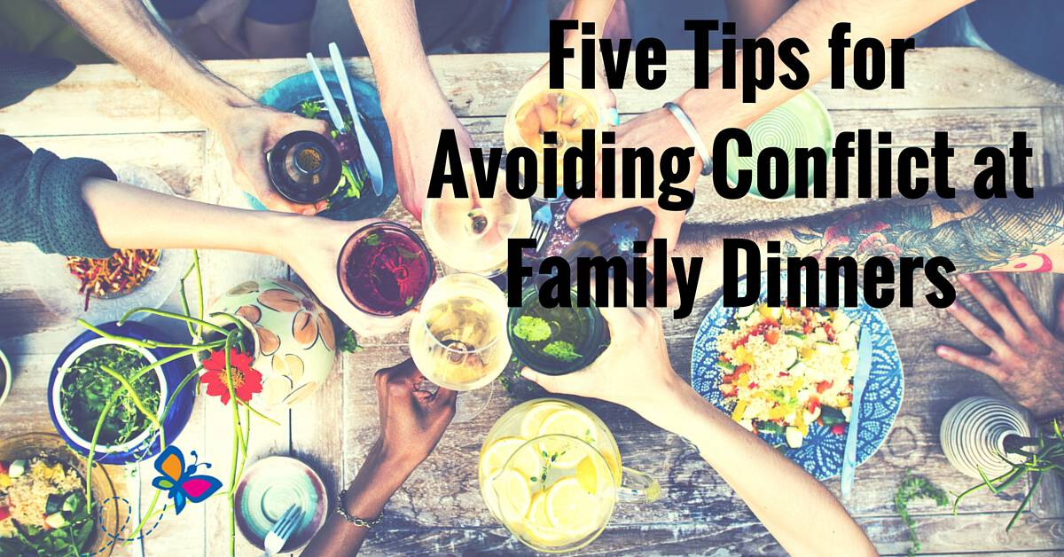 Five Tips for Avoiding Conflict at Family