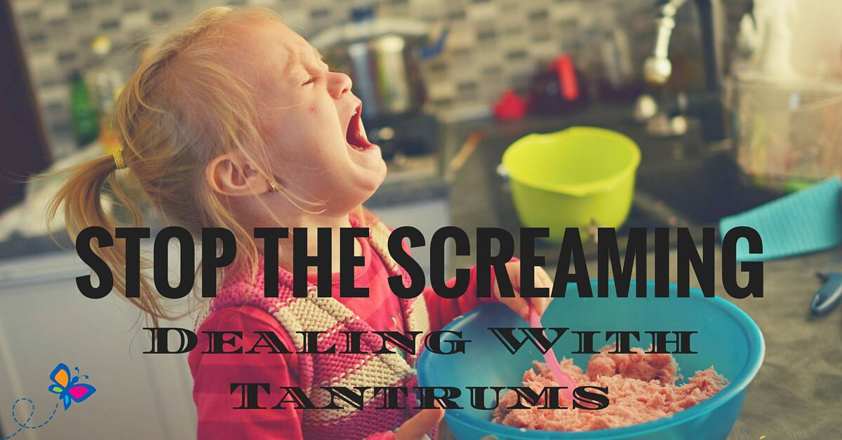 STOP THE SCREAMING