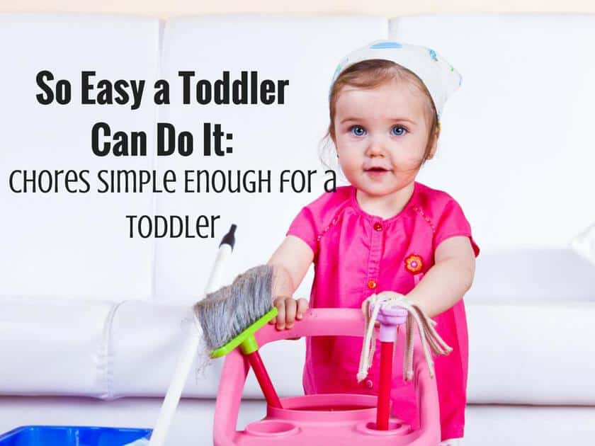 So Easy a Toddler Can Do It- (1)