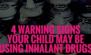 4 Warning Signs Your Child May Be Using Inhalant Drugs Blog