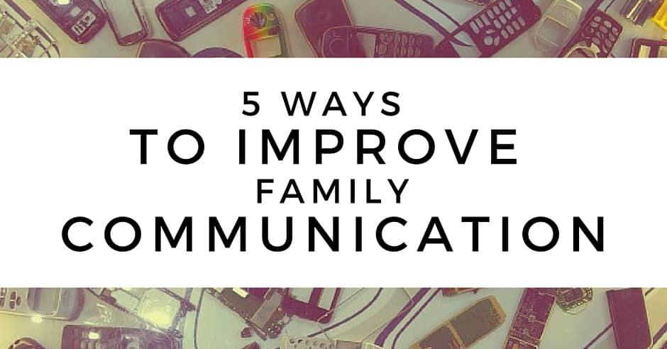 5 Ways Blog