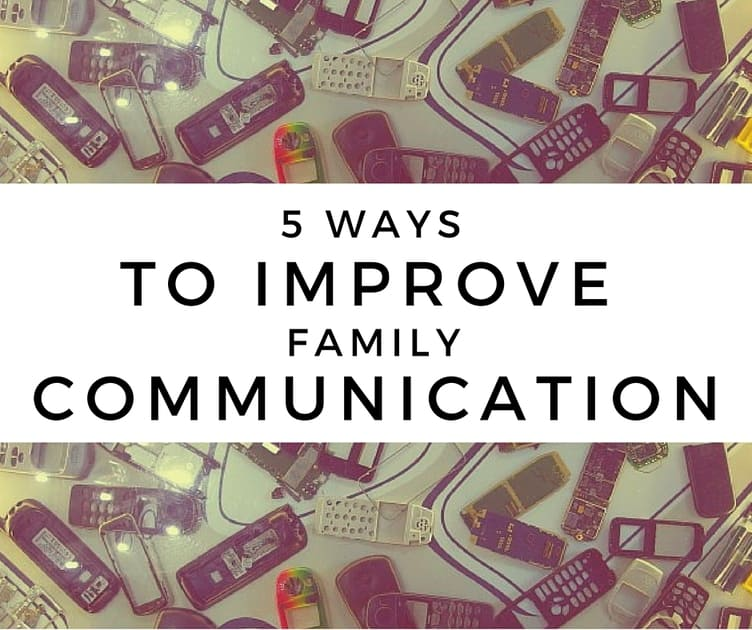 family communication But our words only account for 7% of the overall message that is communicated, which means that 38% of what we communicate is done through our tone, and 55 % is done through our body language keeping that in mind, here are ten positive family communication rules you can follow in your home to.