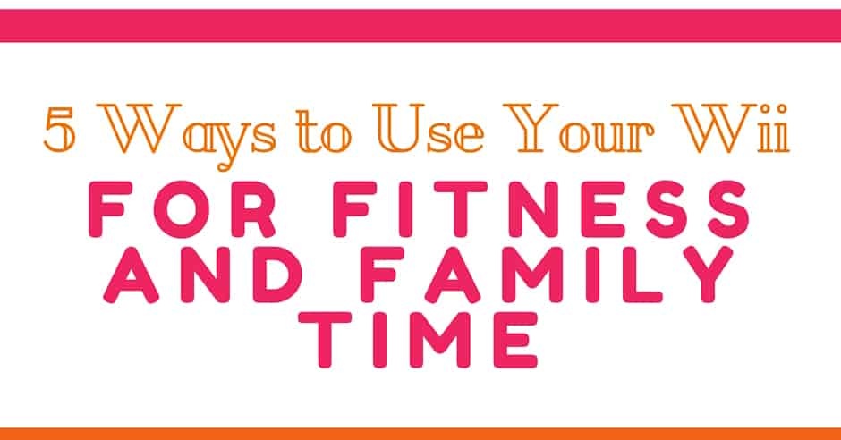 TO ENCOURAGE FITNESS AND FAMILY TIME Blog