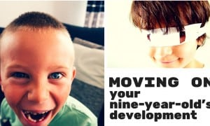 Moving On Your Nine Year Olds Development Blog