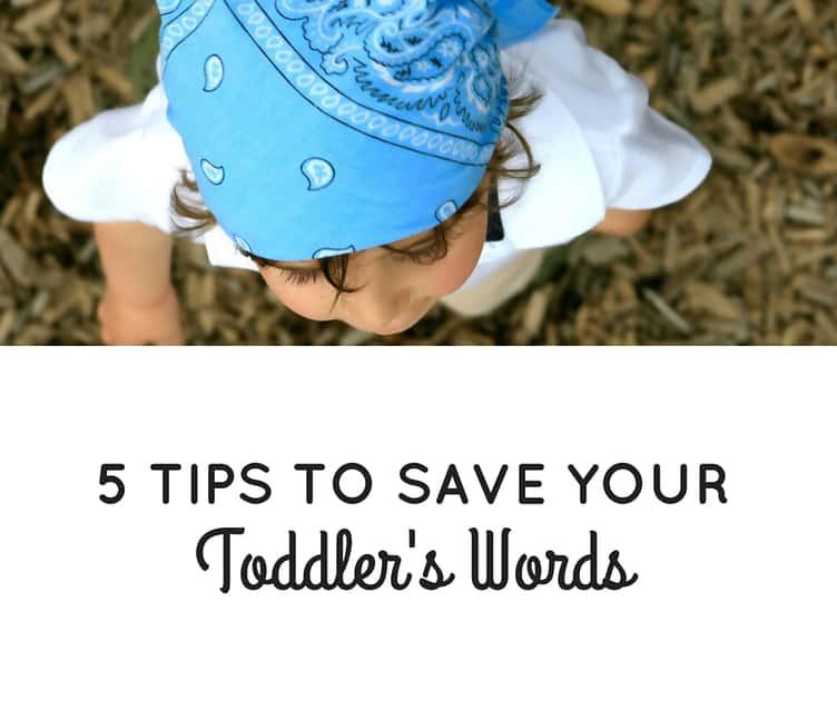 Toddlers Ways