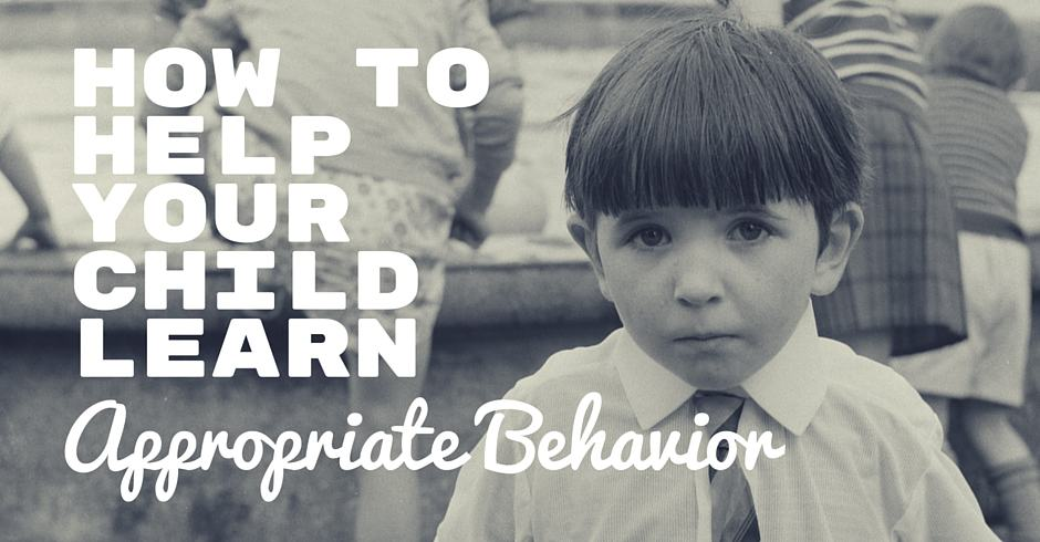 Appropriate Behavior Blog