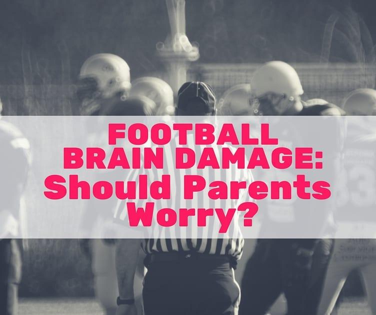 Football brain damage-