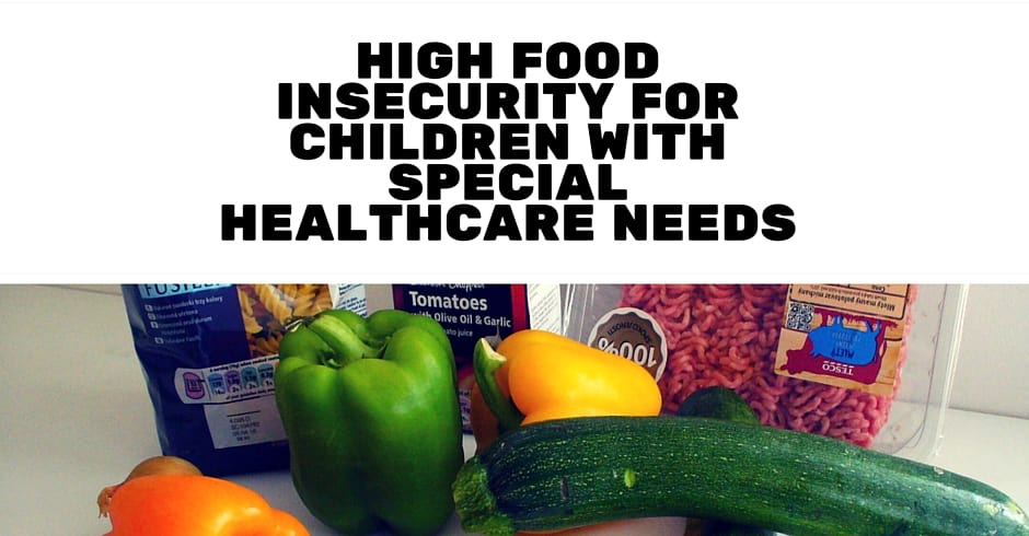High Food Insecurity Blog