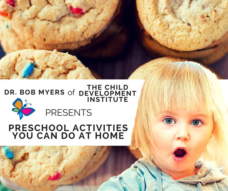 preschool activities you can do at home