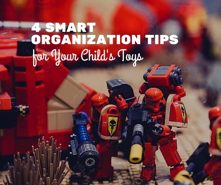 4 Smart Organization Tips