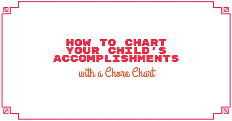 Chart Your Child's Accomplishments (4)