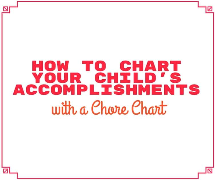 Chart Your Child's Accomplishments (5)