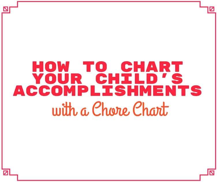 Chart Your Child's Accomplishments (5)