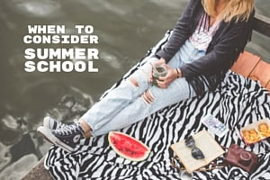 When to Consider Summer School (3)