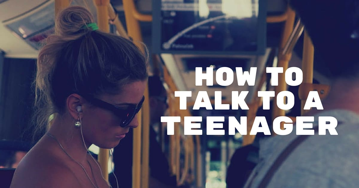 How to Talk to a