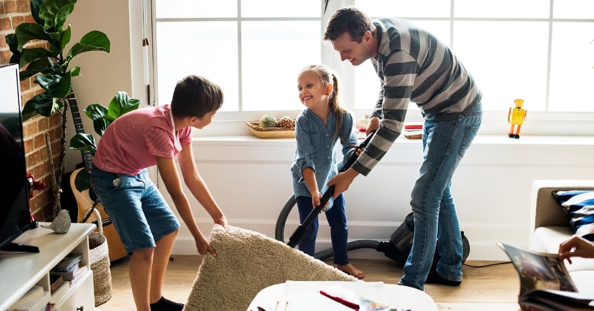 The Reason Children Should Do Chores is Because it is Good for Them